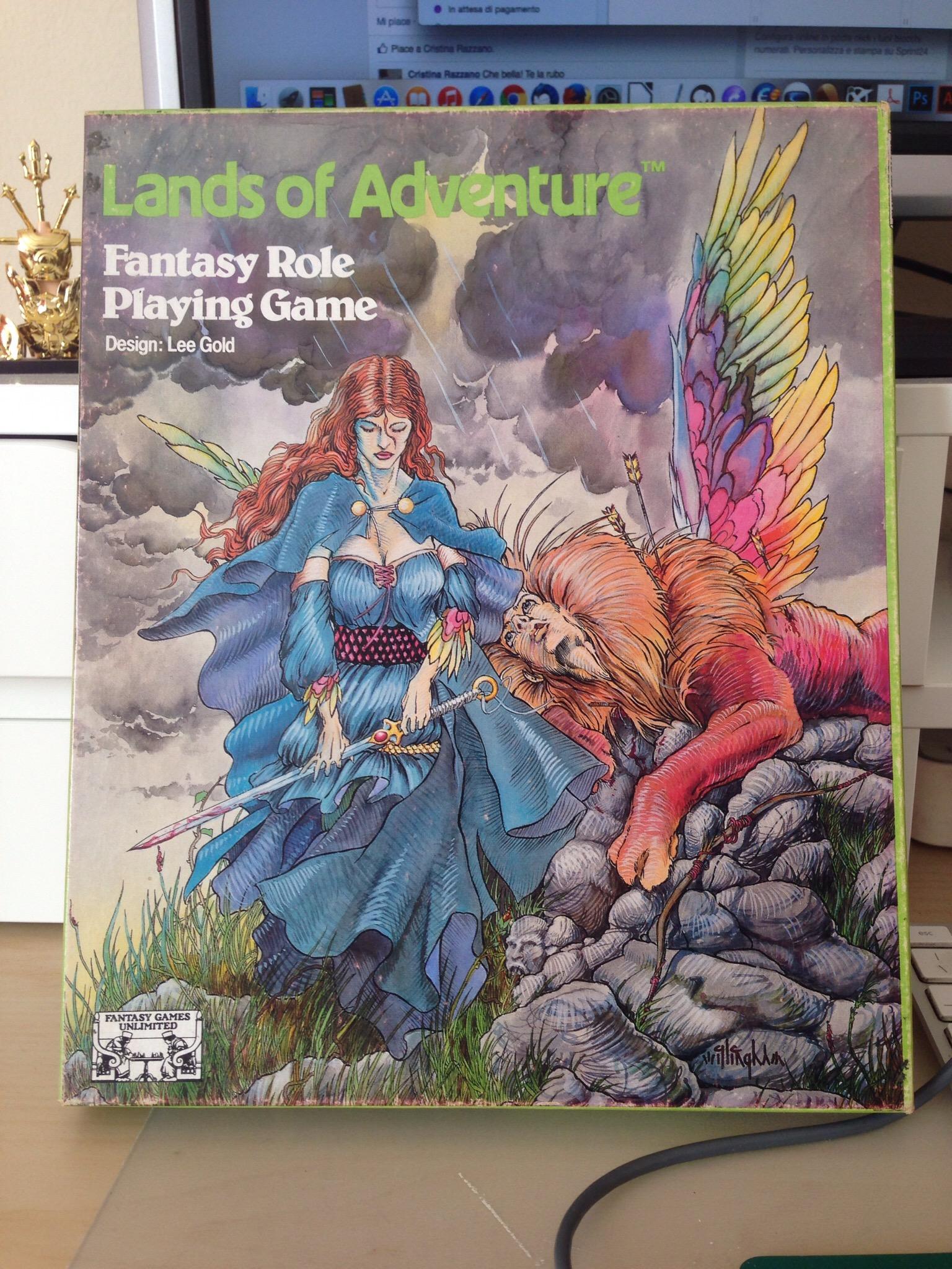 Lands of Adventure (1983)